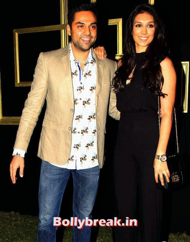 Abhay Deol, All Bollywood Celebs at Deepika Padukone Golden Party