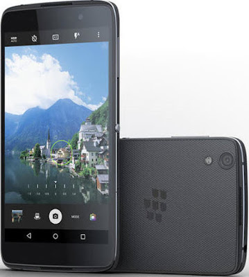 BlackBerry DTEK60 Complete Specs and Features