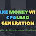 Earn Money CPA Offers Seo Web Marketing | CPALead Generation