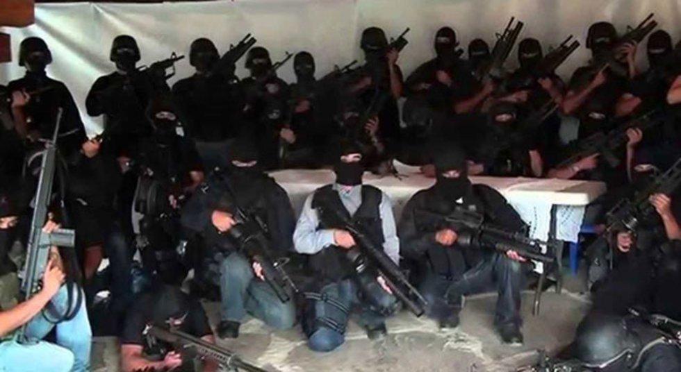 """Ellos son """"Los Talibanes""""... el sanguinario grupo del narco que surgió para enfrentar a 'Los Zetas' y azota a SLP y Zacatecas"""