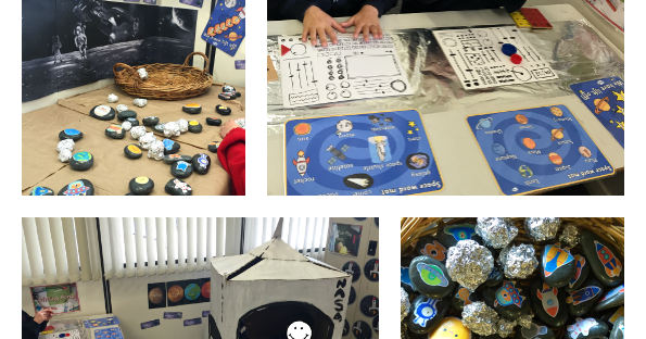 Space Pretend Play Play Ideas And Resources To Make You Clever