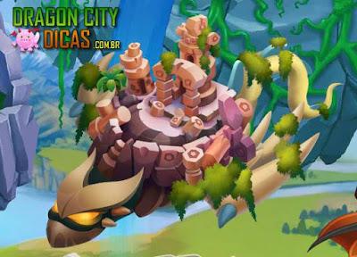 Ilha Colossal - Informações!