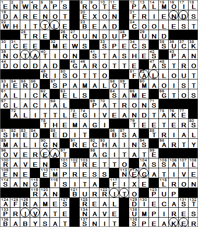 photograph about Merl Reagle Printable Crossword Puzzles named Seattle year crossword - Important oils poo pourri