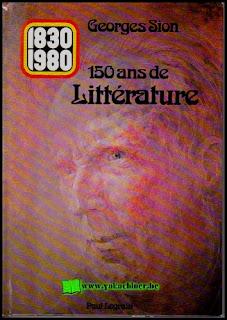 C'est du Belge, littérature