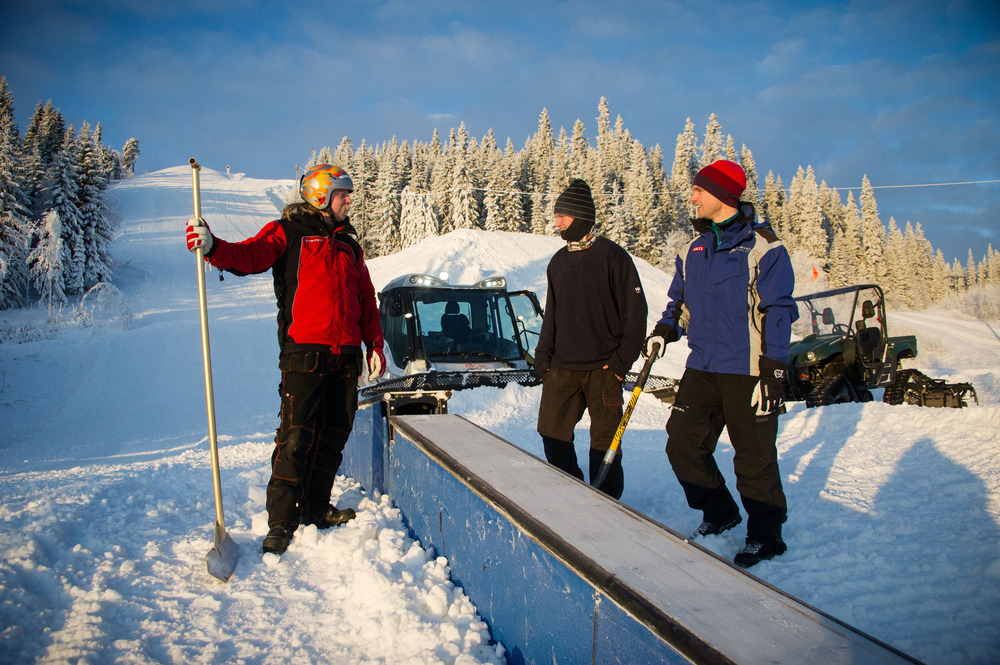 winter adventure trysil resort
