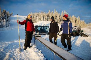 Trysil Ski Resort, Norway
