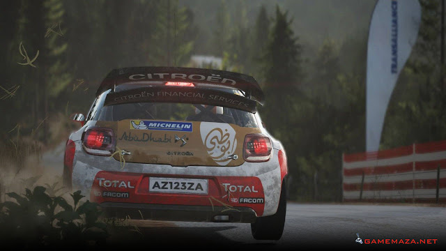 Sébastien Loeb Rally Gameplay Screenshot 2