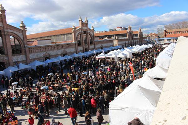 Mercado de los productores, Matadero Madrid