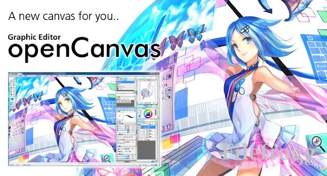 openCanvas full Version
