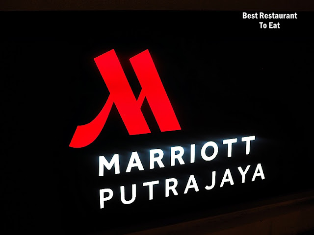 Marriott Putrajaya Hotel Location Address Map