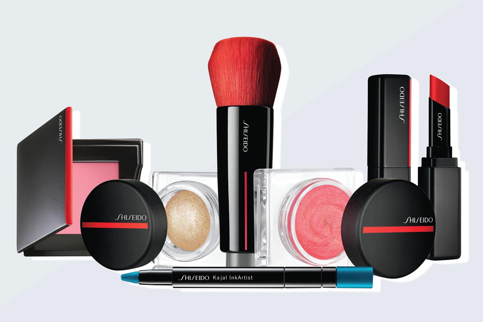 shiseido nouveau maquillage automne 2018