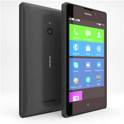 Мобильный телефон Nokia X DS Black