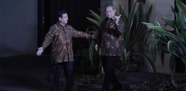 PAN Dan PKS Gembira Dengan Pertemuan SBY-Prabowo
