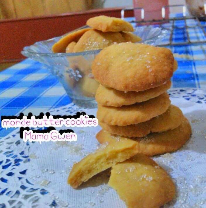 Resep Cara Membuat Monde Butter Cookies Simple Tanpa Ribet