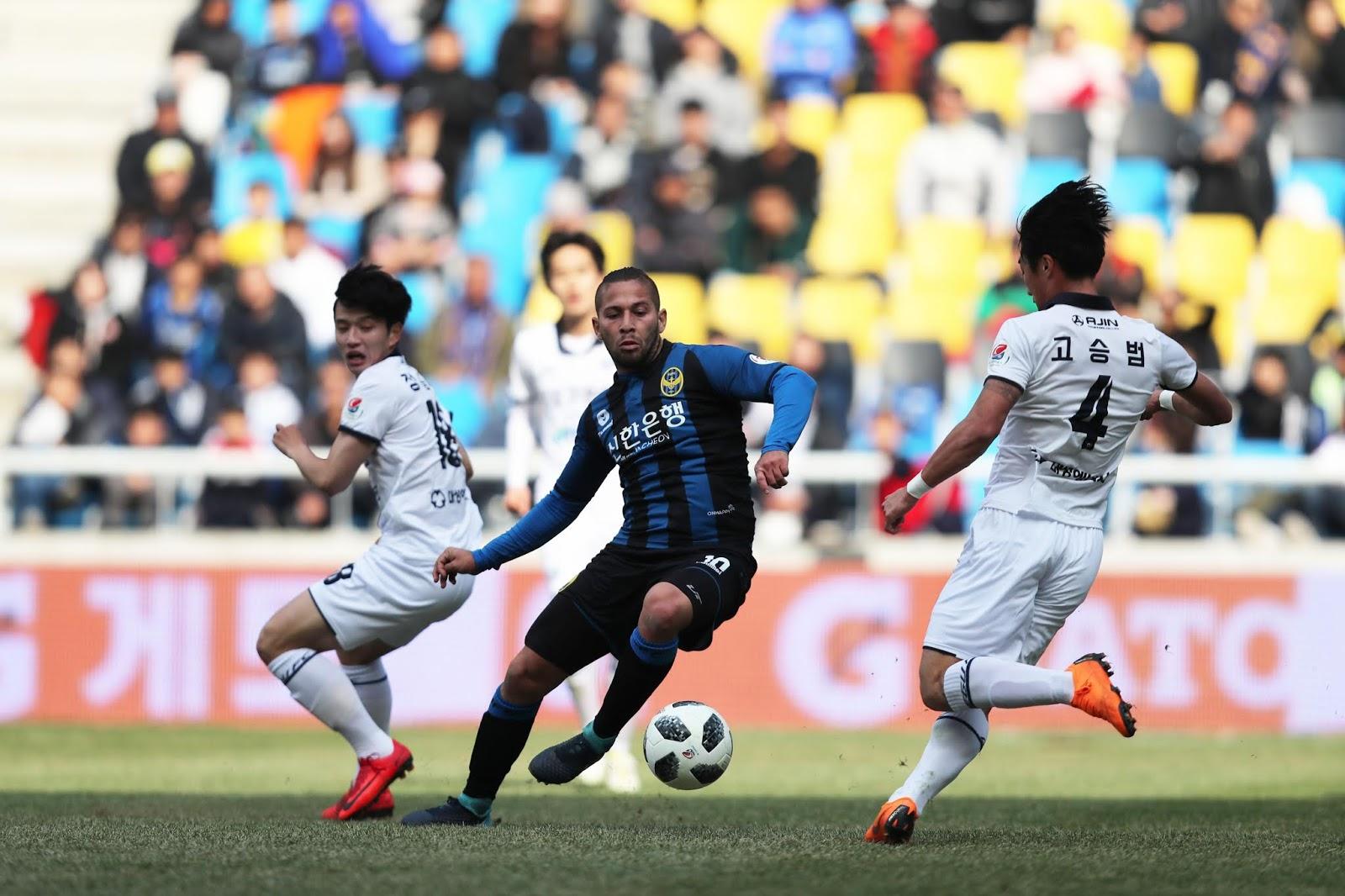 Preview: Incheon United vs Daegu FC K League 1