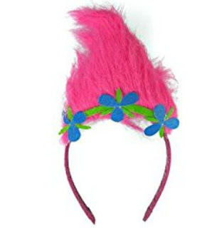 Troll costume headband
