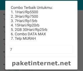 PROMO Paket Nelpon Telkomsel