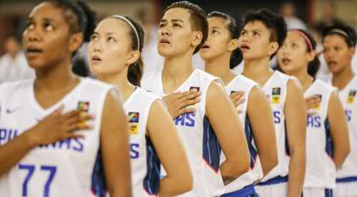List of 12-woman Official Lineup Philippine Basketball Team 2017 SEA Games Malaysia
