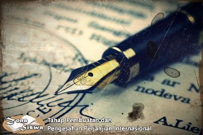 Perjanjian Internasional, Pengertian Perjanjian Internasional, Klasifikasi Perjanjian Internasional, Istilah Perjanjian Internasional, Tahap Pembuatan Perjanjian Internasional, Tahap Pengesahan Perjanjian Internasional, Asas Perjanjian Internasional, Batalnya Perjanjian Internasional, Berakhirnya Perjanjian Internasional.