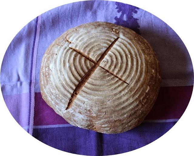 Experimente aus meiner Küche: Landbrot #breadbakingfriday