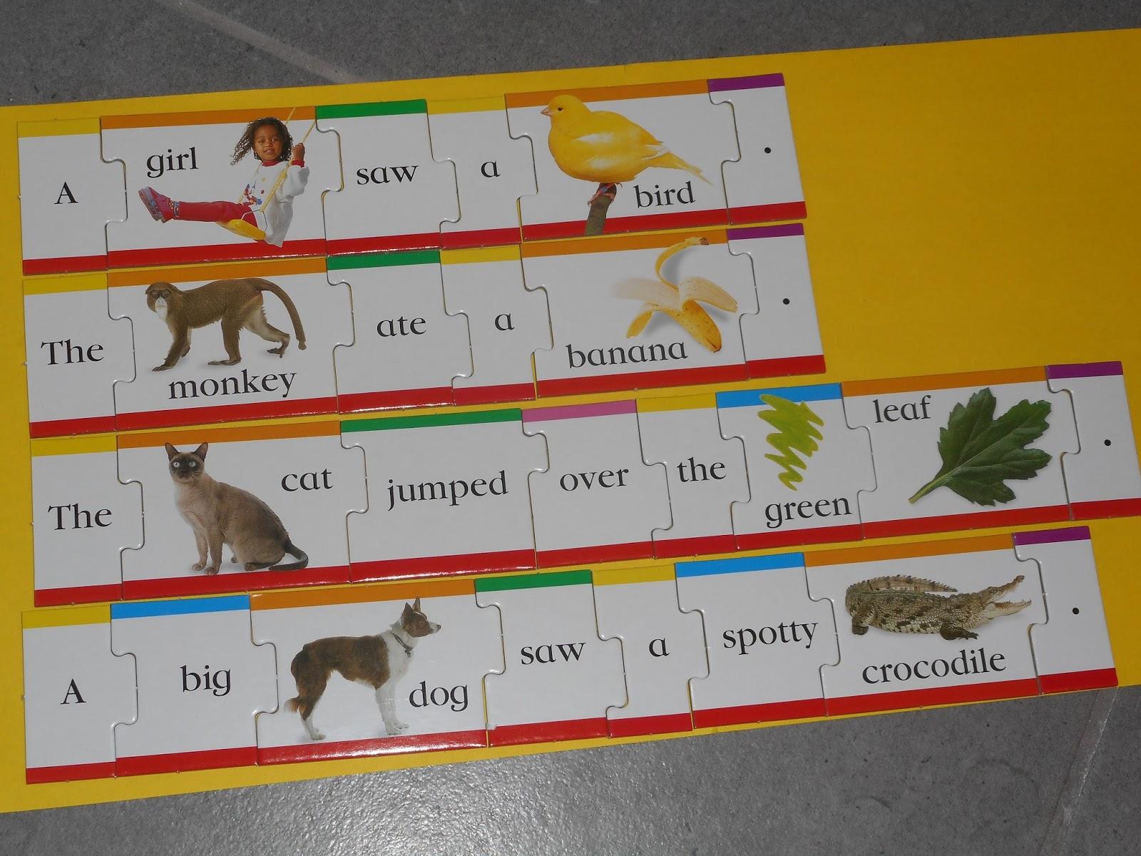 Reading2success Building Sentences Articles Nouns Verbs Adverbs And Adjectives