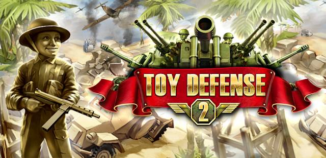 Game: TOY DEFENSE 2 Full Version 1.0 APK + DATA Direct Link
