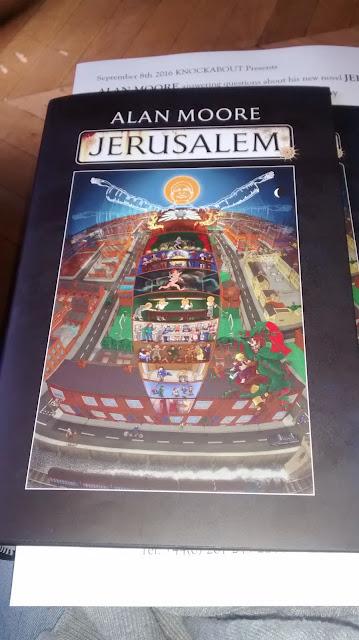 Jerusalem Alan Moore