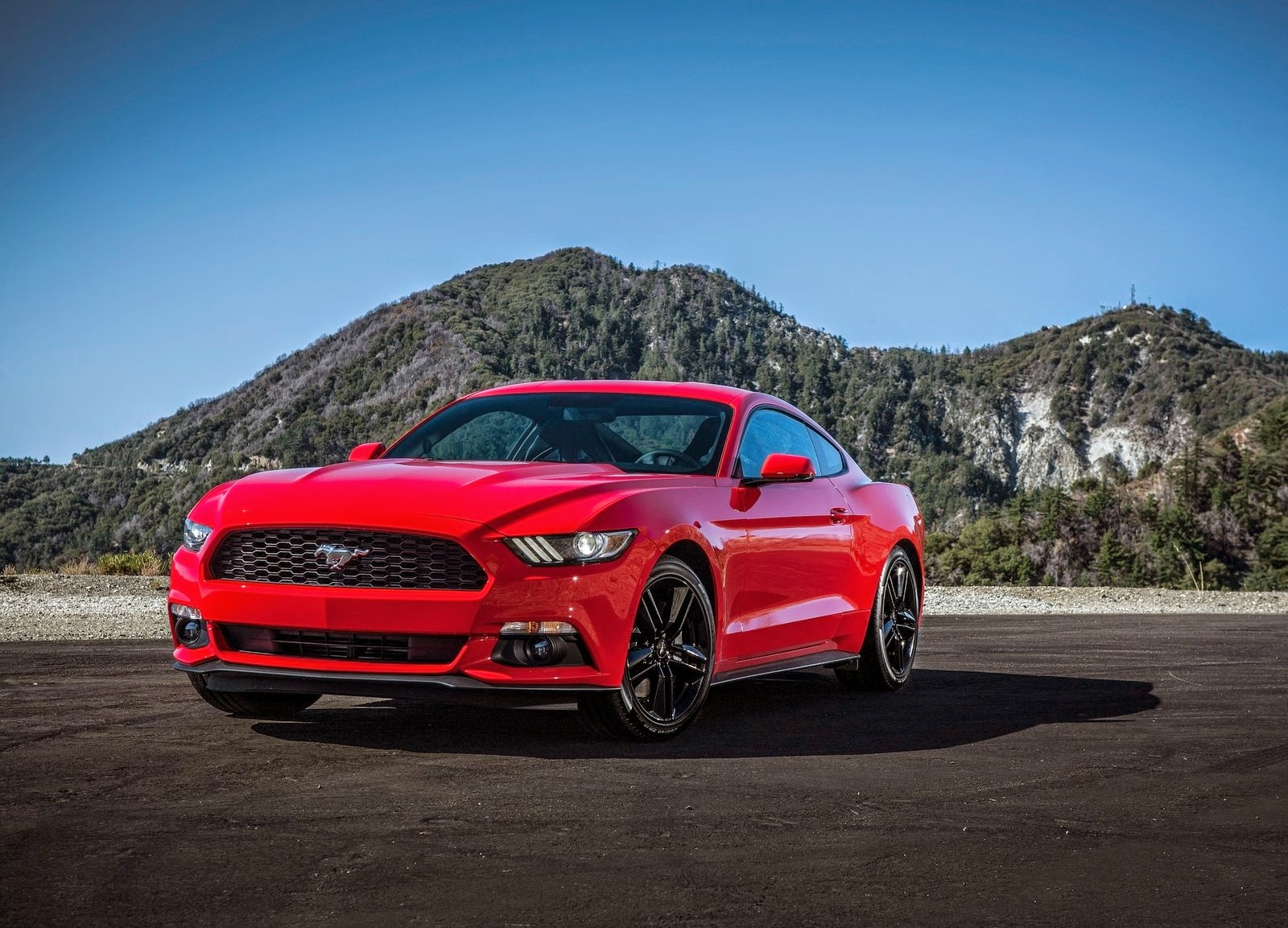 Ford Mustang EcoBoost HD Car Wallpapers -o- | Wallpaper Picture Photo