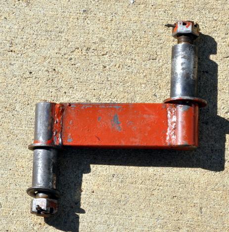 Sickle bar mower breakaway arm repair/replacement | Buffalo Dan's Bison