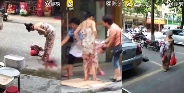 chinese woman viral
