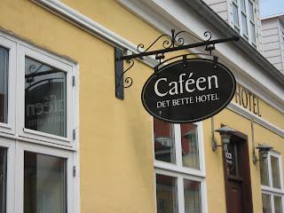 Cafeen / Det Bette Hotel