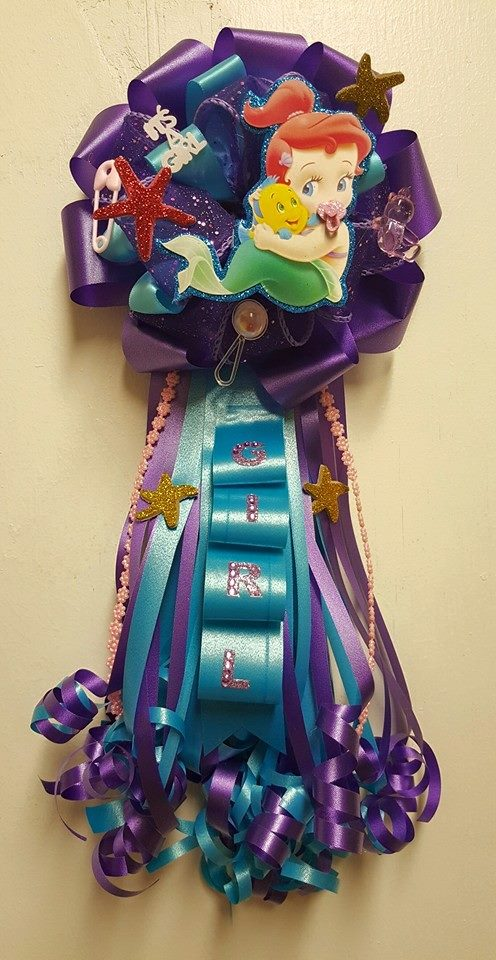 adriana 39 s creations girl theme baby shower corsages
