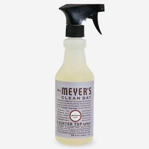 mrs meyers clean day lavender counter spray