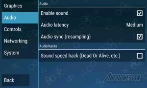 Cara Setting PSP di Android