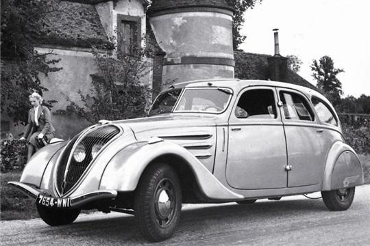 car style critic  peugeot u0026 39 s 1940 10 cv prototype