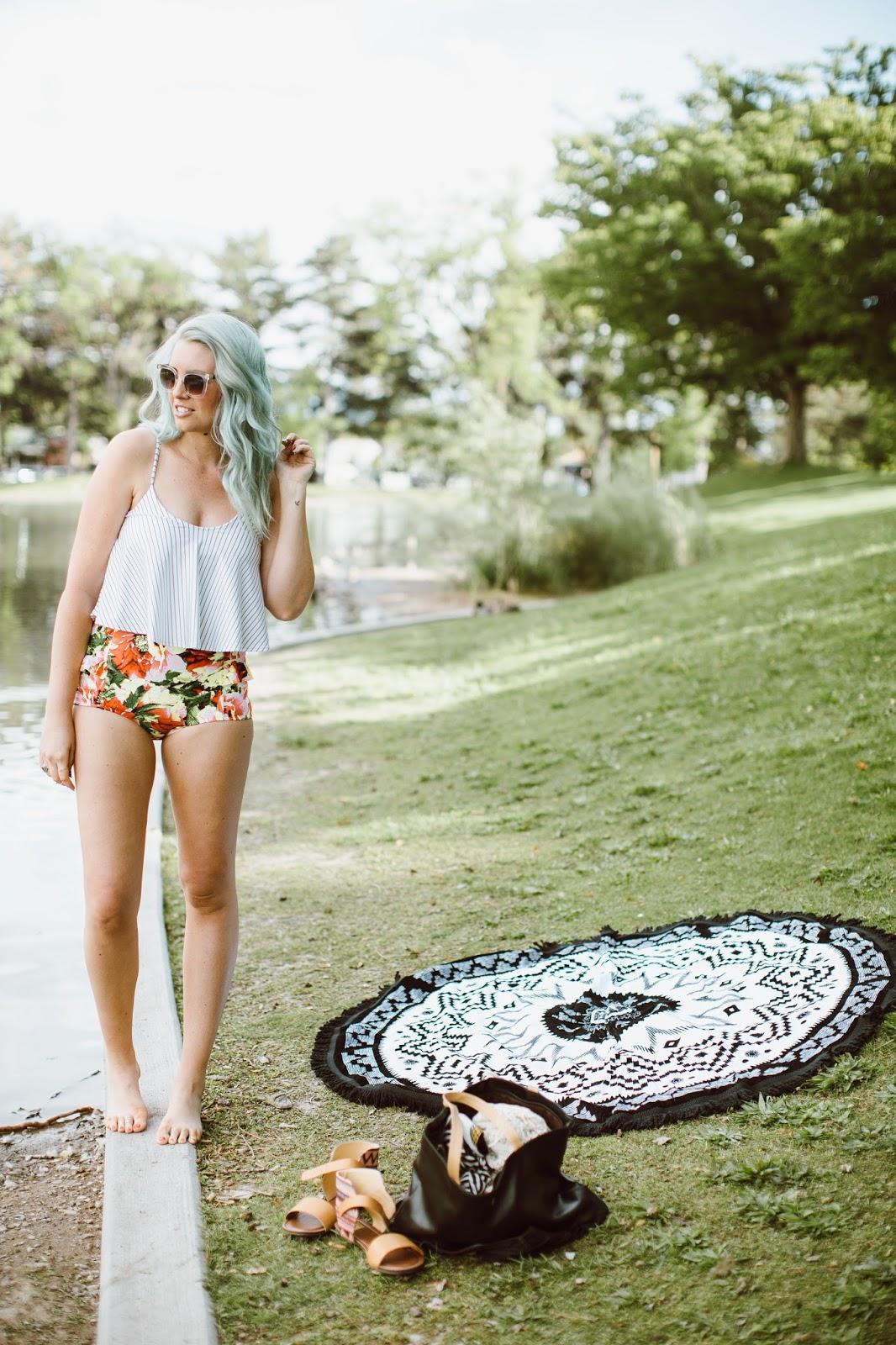 Swimzip, Utah Fashion blogger, Kortni Jeane