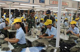 Info Lowongan Kerja Garment PT Hanes Supply Chain Indonesia Jababeka Cikarang