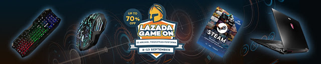 lazada game on