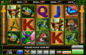 Jucat acum Amazing Amazonia Slot Online