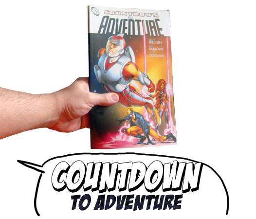 CBR Countdown to Adventure | G33K Life