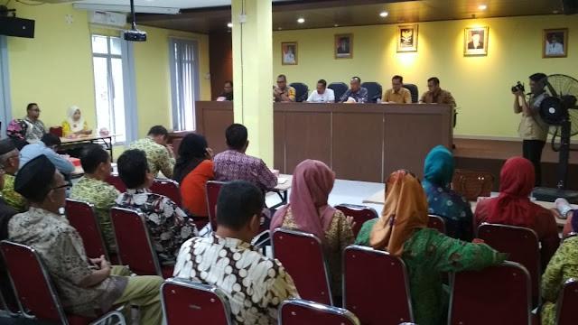 Kesbangpol Muratara Diduga Lalai dalam Publikasikan Pemilu Damai