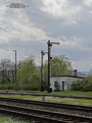 Semafory kształtowe, stacja Głuchołazy