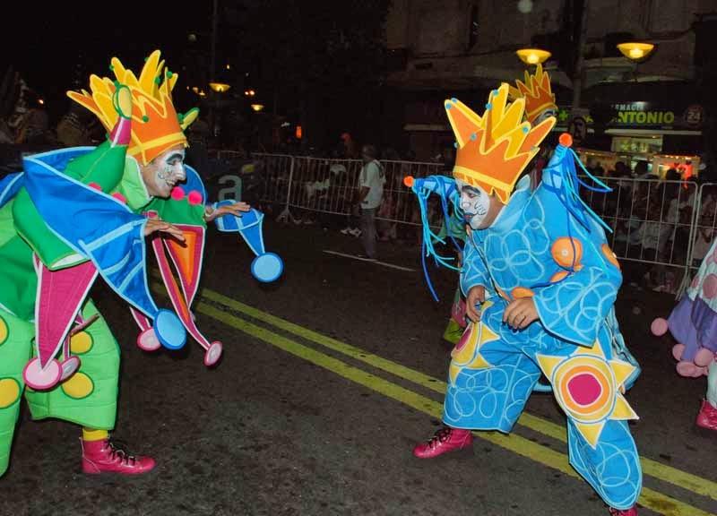 Desfile Inaugural del Carnaval. 2015. La Gran Muñeca.