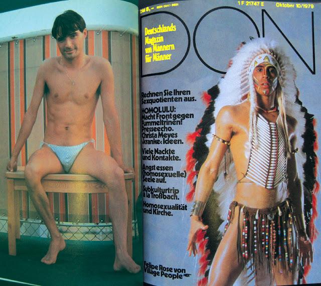 German Gay Magazine 3