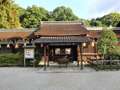 下鴨神社三井神社