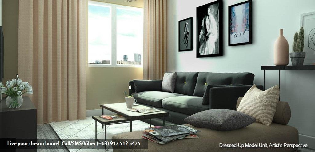 SMDC Leaf Residences - 3 Bedroom Unit | Condominium for Sale Susana Heights Muntinlupa