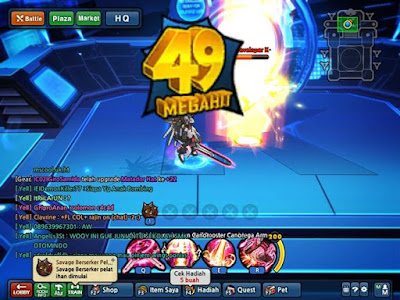 Lost Saga Cheat Pekalongan Malam 28
