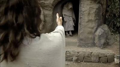 Ressurreição de lázaro alma mortal