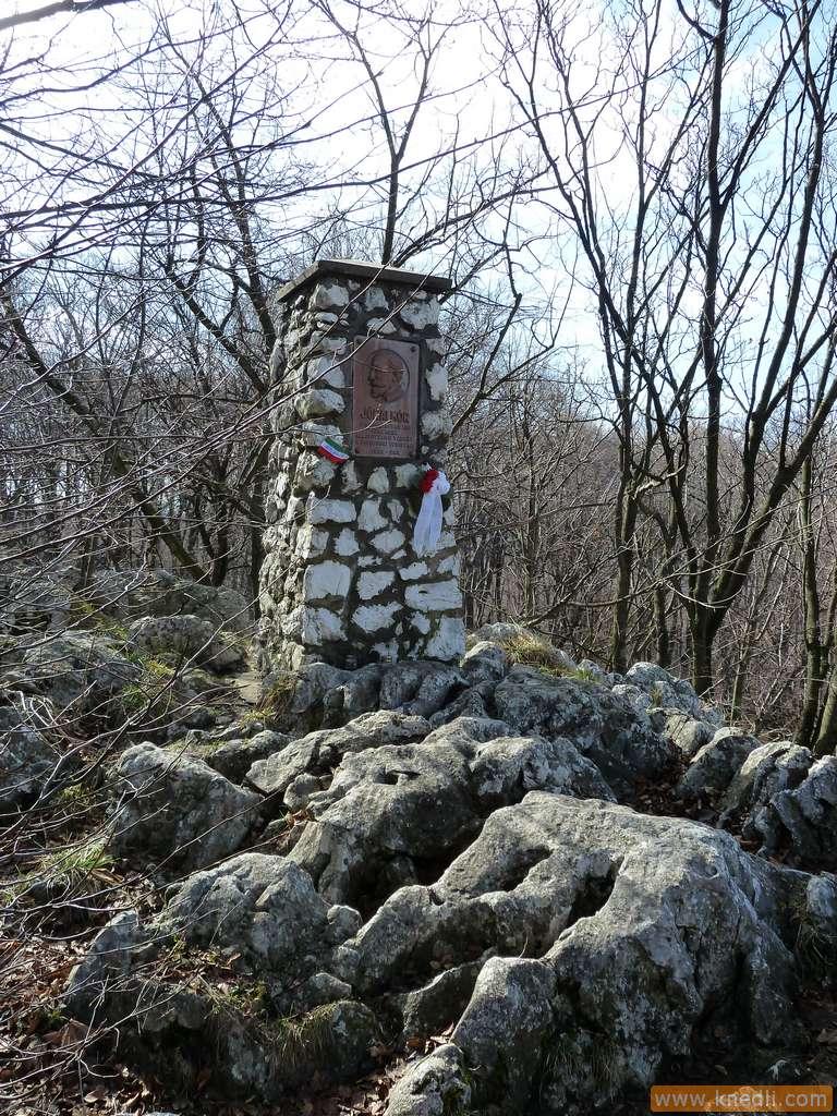 Örvény-kő Jókai 1848