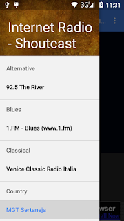 app to play 24 hours live Internet Radio stations
